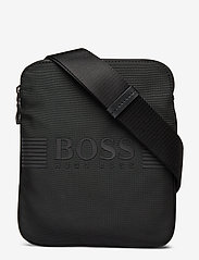 BOSS - Pixel_S zip env - olkalaukut - black - 0