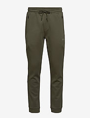 BOSS - Hadiko TR - sweatpants - dark green - 0