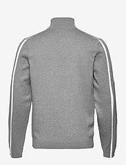 BOSS - Zemi - half zip - light/pastel grey - 1