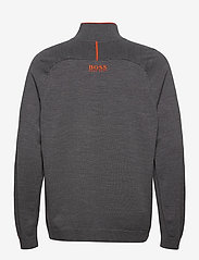 BOSS - Zenno - half zip - medium grey - 1