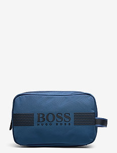 Pixel_Washbag - toilettasker - bright blue