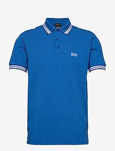 Paddy - kortermede - bright blue