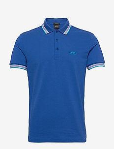 Paddy - kortermede - open blue