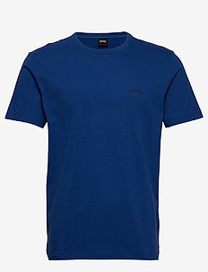Tee Curved - kortærmede t-shirts - open blue