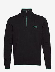 Zimex_S20 - half zip-tröjor - black
