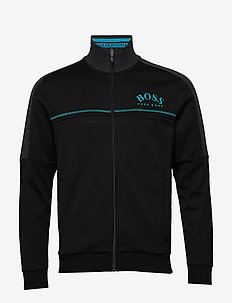 Skaz - track jackets - black