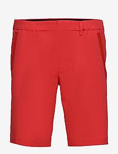 Liem4-10 - chinos shorts - bright red