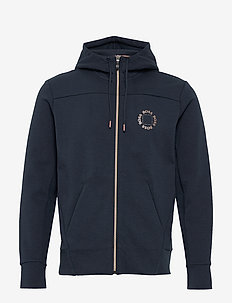 Saggy Circle - basic sweatshirts - navy