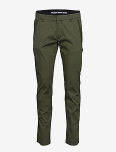 Rogan4-1 - suitbukser - dark green
