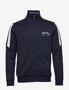 Skaz - basic sweatshirts - navy