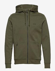 Saggy TR - basic sweatshirts - dark green
