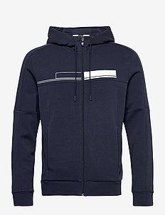 Saggy 1 - basic sweatshirts - navy