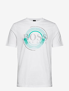Teeonic - t-shirts - white
