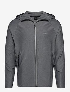 Savoog - basic sweatshirts - medium grey
