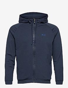 Swoven - basic sweatshirts - navy