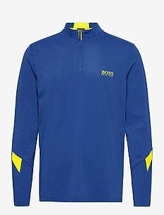 Piraq - langärmelig - bright blue