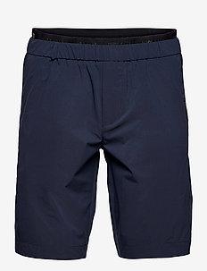 Liem Comfort - chinos shorts - navy