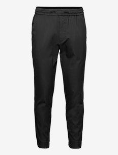 Shinobi Leather - sportbyxor - black