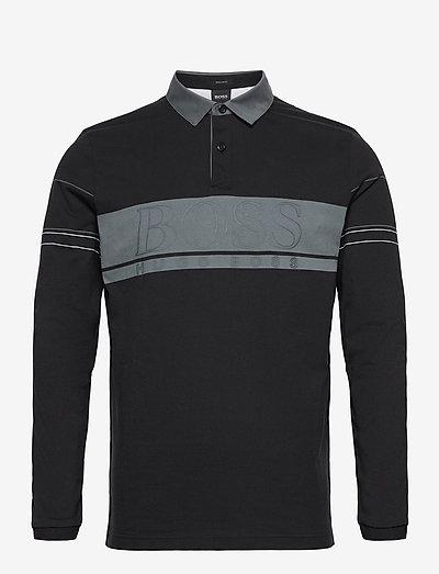 Plisy 1 - oberteile & t-shirts - black
