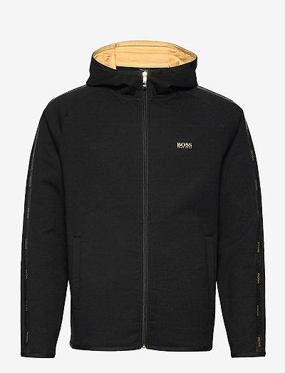 Saggy 2 - basic sweatshirts - black