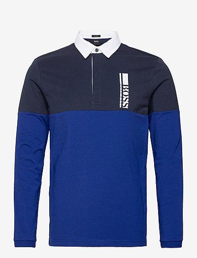 Plisy 1 - oberteile & t-shirts - bright blue