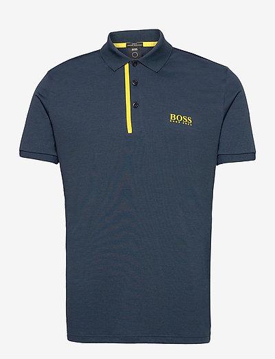 Pauletech 1 - oberteile & t-shirts - navy