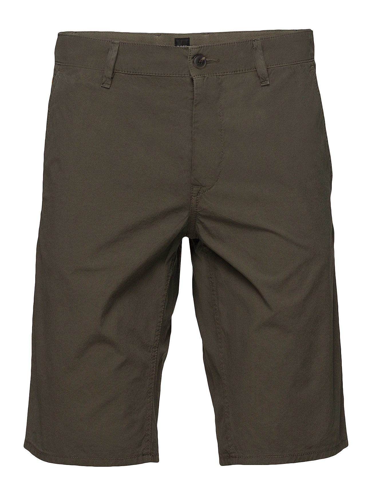 Boss Casual Wear Schino-Slim-Shorts D - DARK GREEN