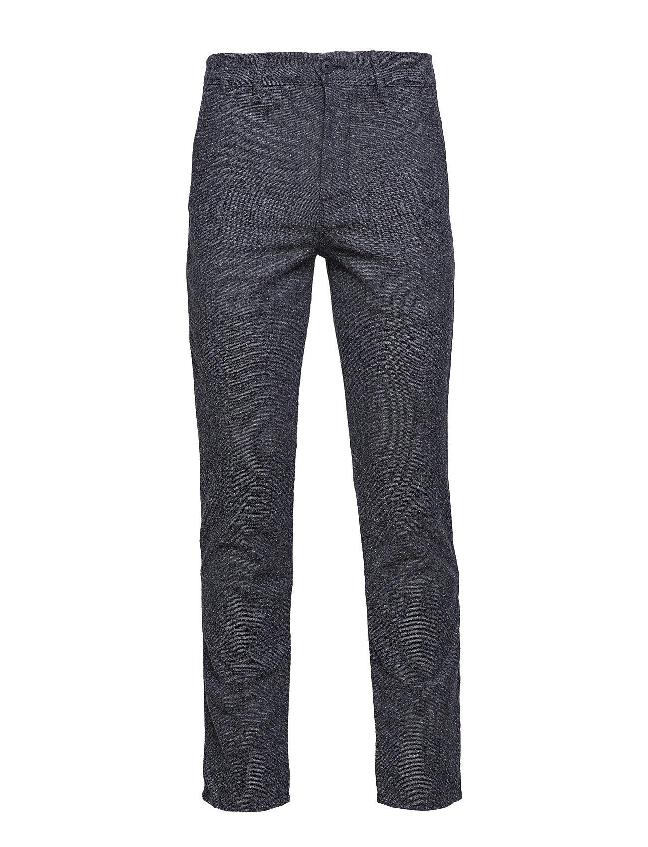 Image of Schino-Tapered Habitbukser Stylede Bukser Grå Boss Casual Wear (3098390127)