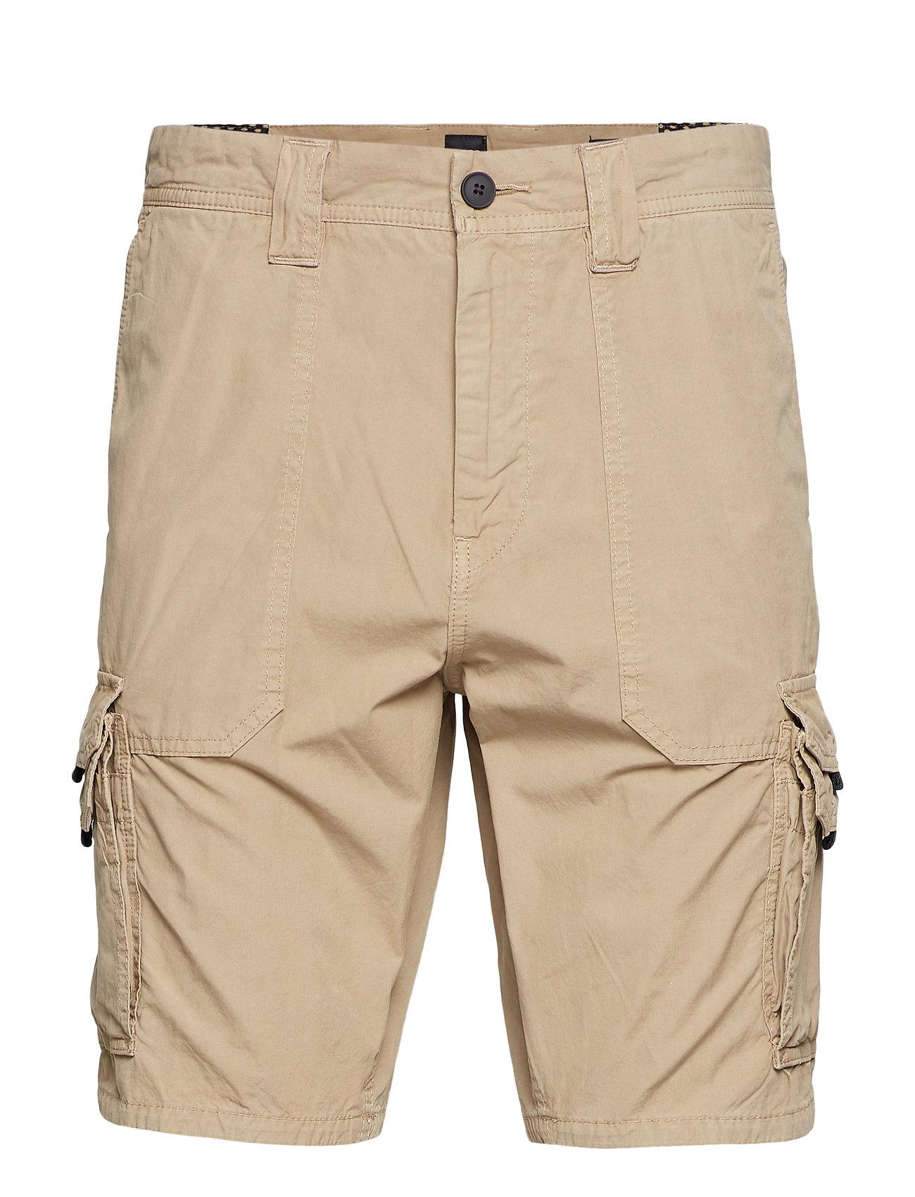 Boss Casual Wear Sargo-Shorts - MEDIUM BEIGE