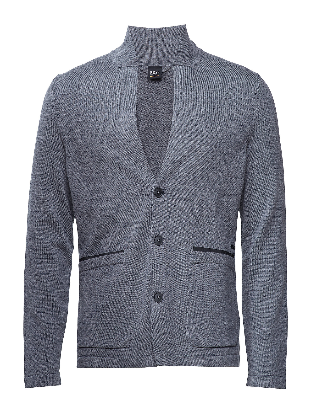 Boss Casual Wear Ajames - MEDIUM GREY