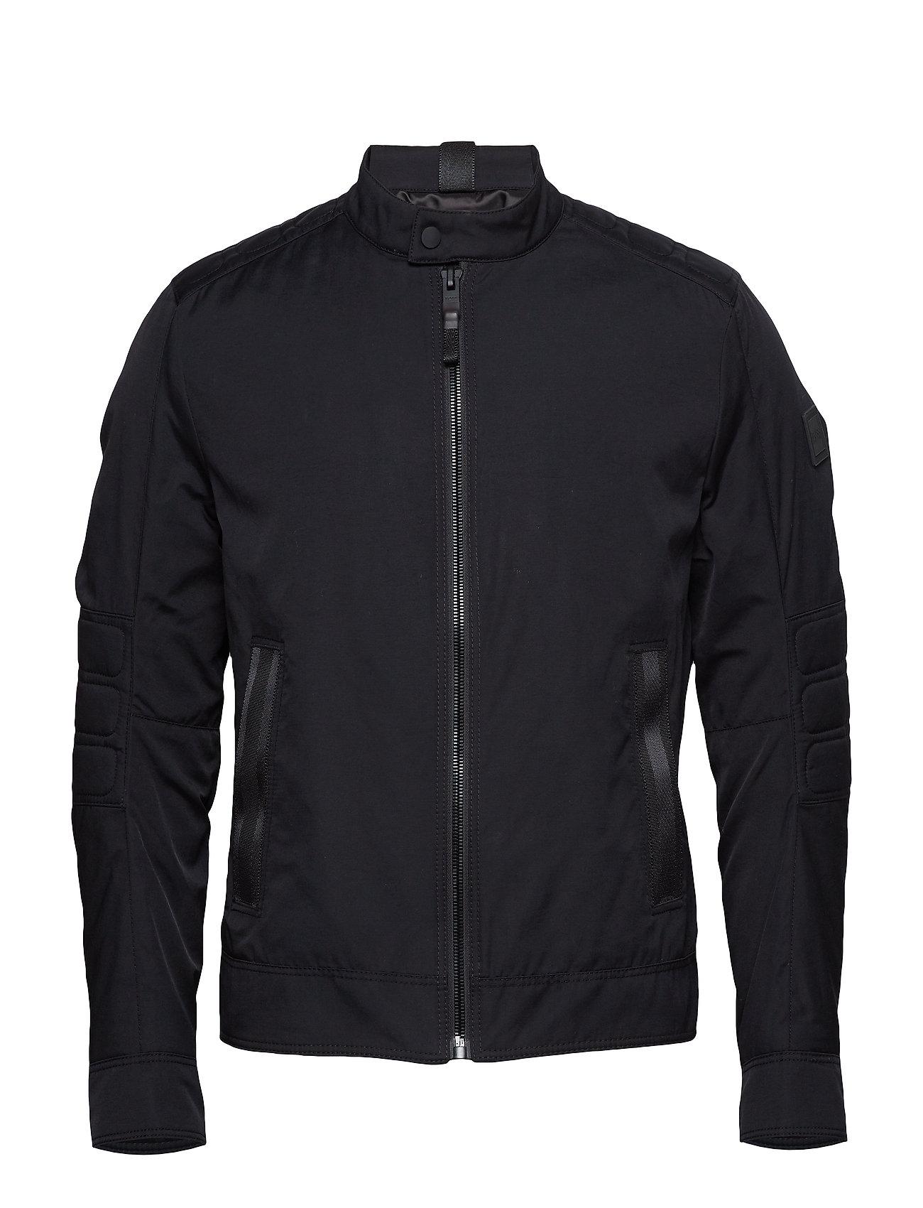 Boss Casual Wear Omsa - BLACK