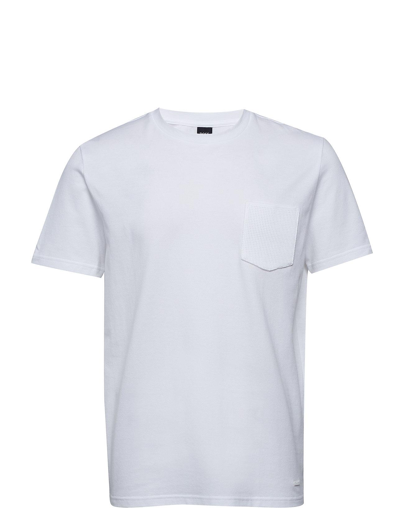 Boss Casual Wear TKnitway - WHITE