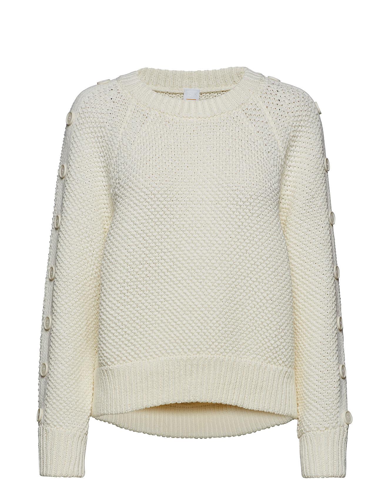 Boss Casual Wear Ivanina - OPEN WHITE