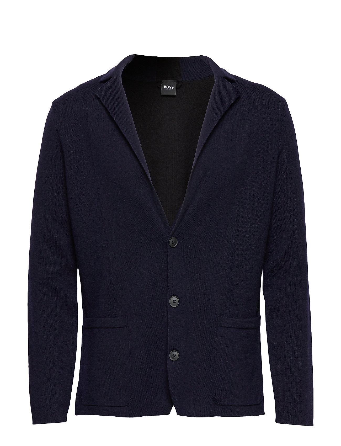 Boss Casual Wear Ablesaro - DARK BLUE