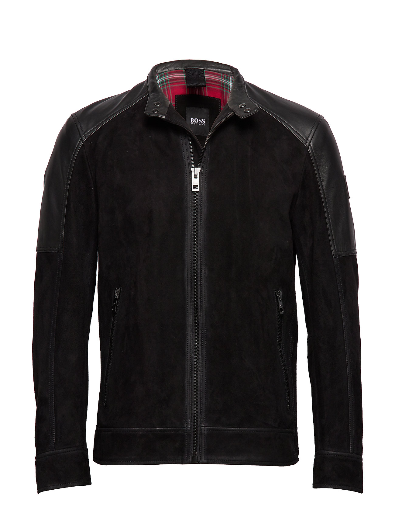 Boss Casual Wear Jasens - BLACK