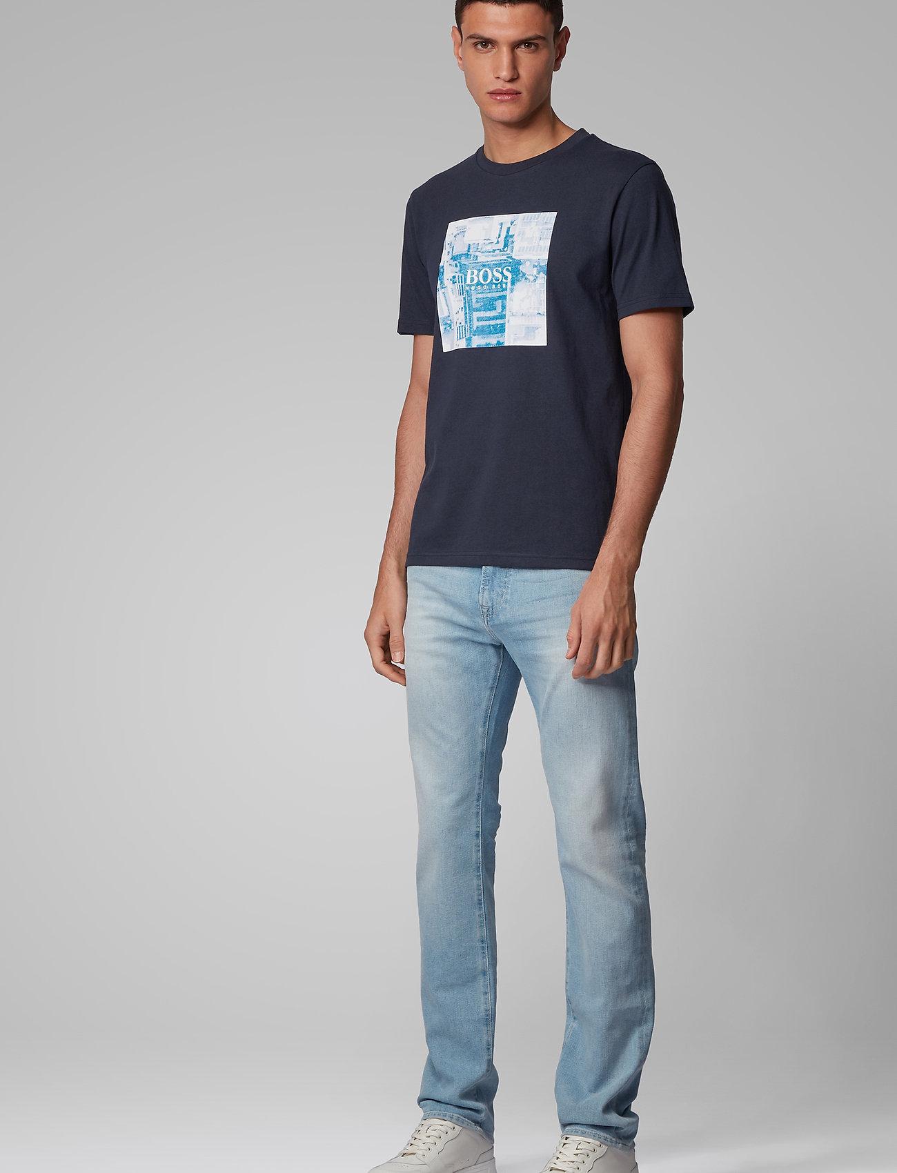 BOSS - Troaar 5 - kortærmede t-shirts - dark blue - 0
