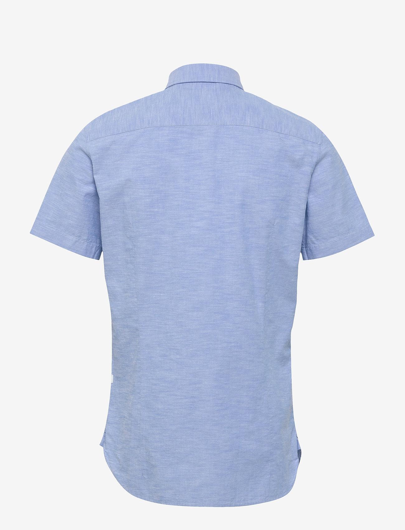 BOSS - Magneton_1-short - basic skjorter - open blue - 1
