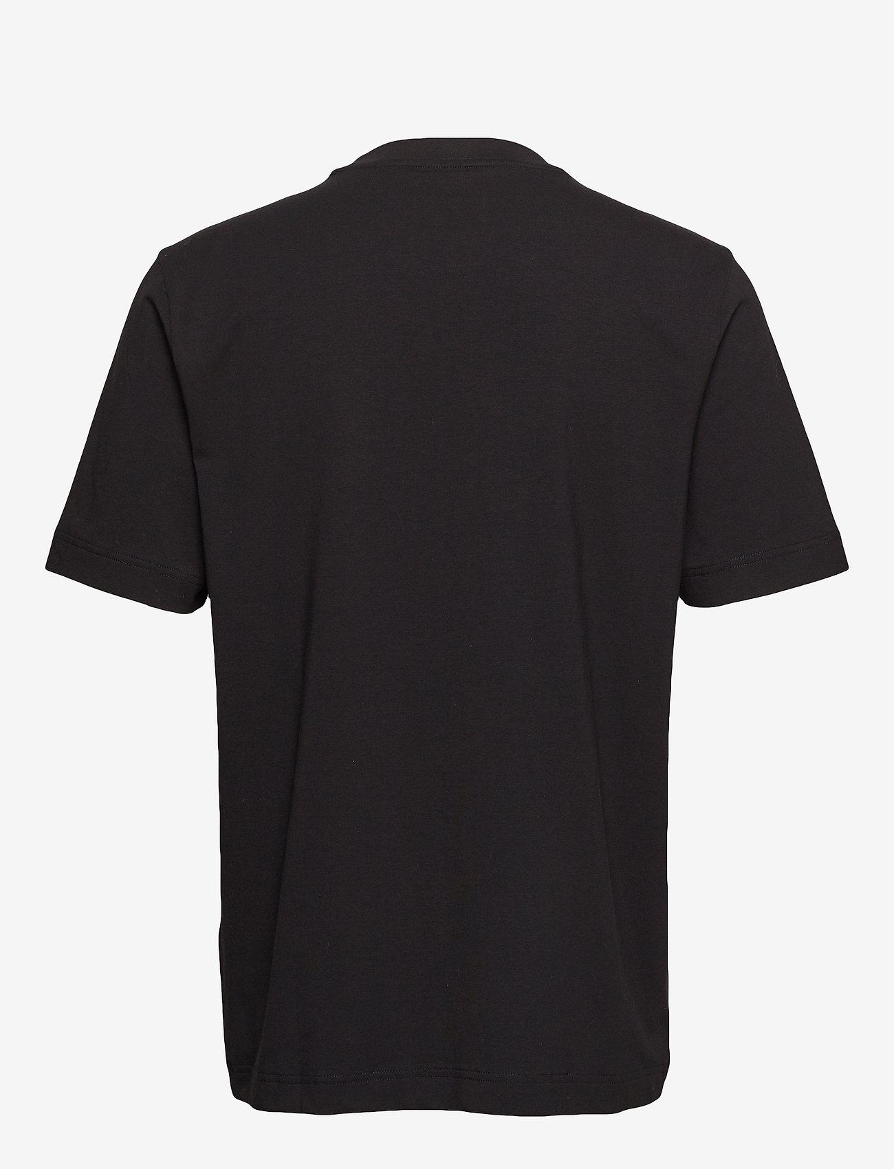 BOSS - TChup - kortærmede t-shirts - black - 1