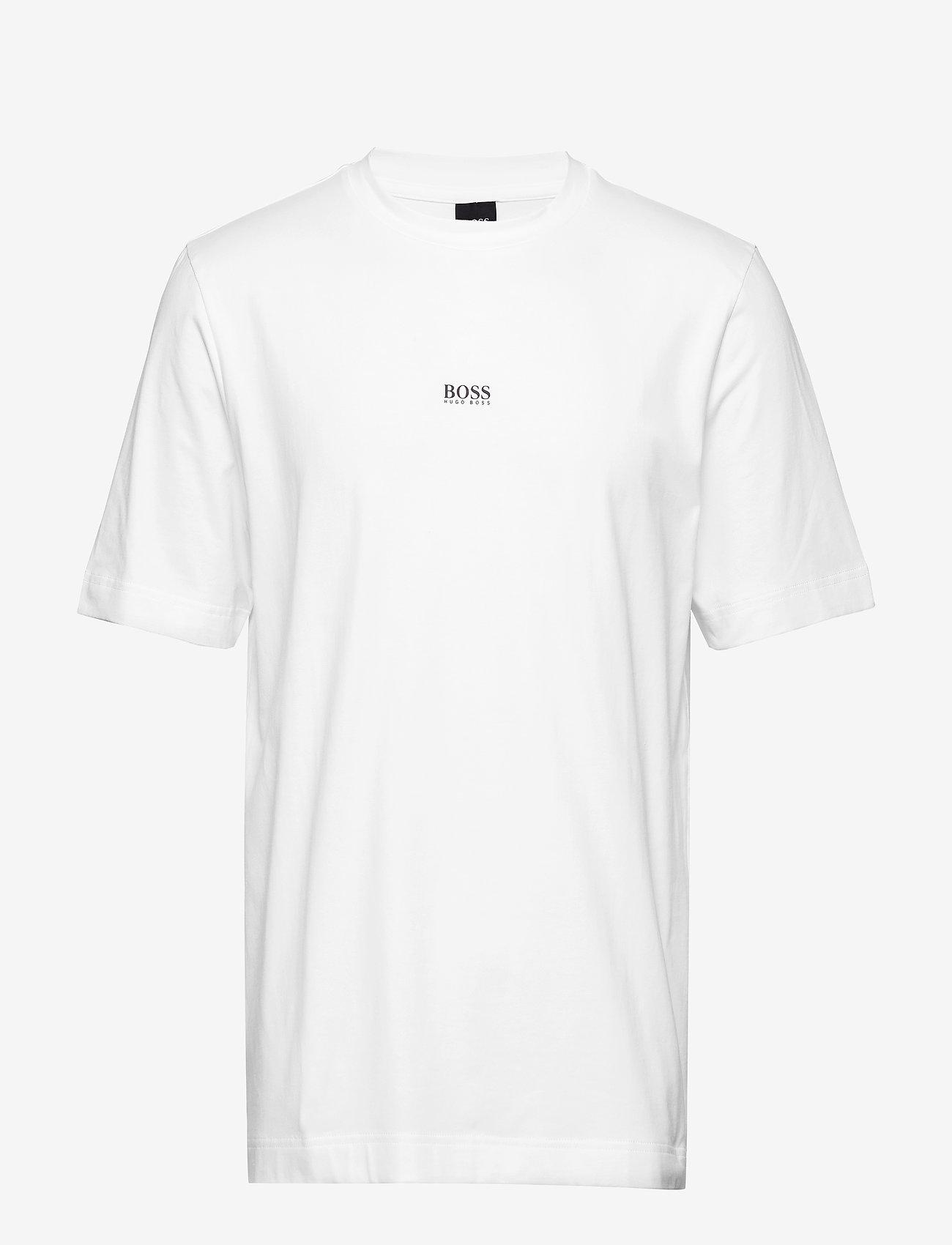 BOSS - TChup - kortærmede t-shirts - white - 0