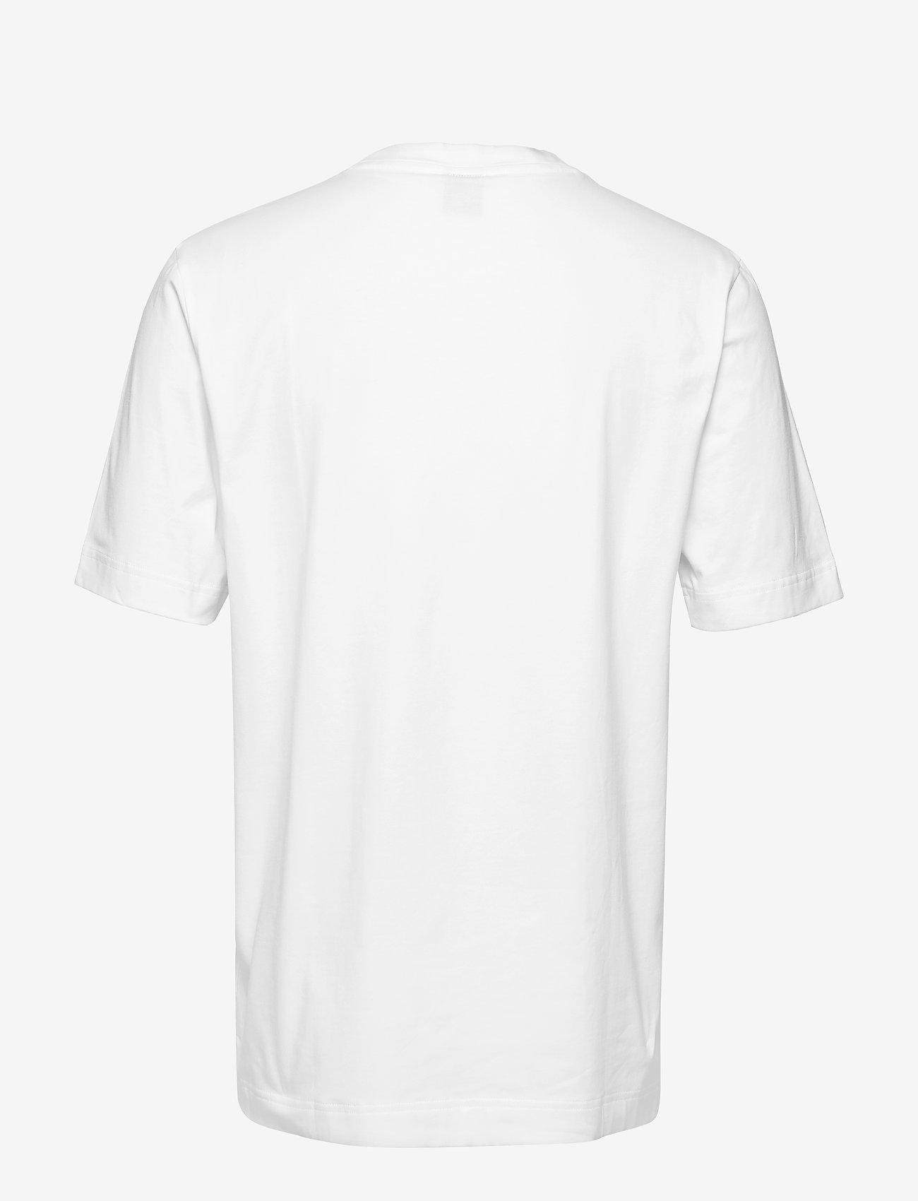 BOSS - TChup - kortærmede t-shirts - white - 1