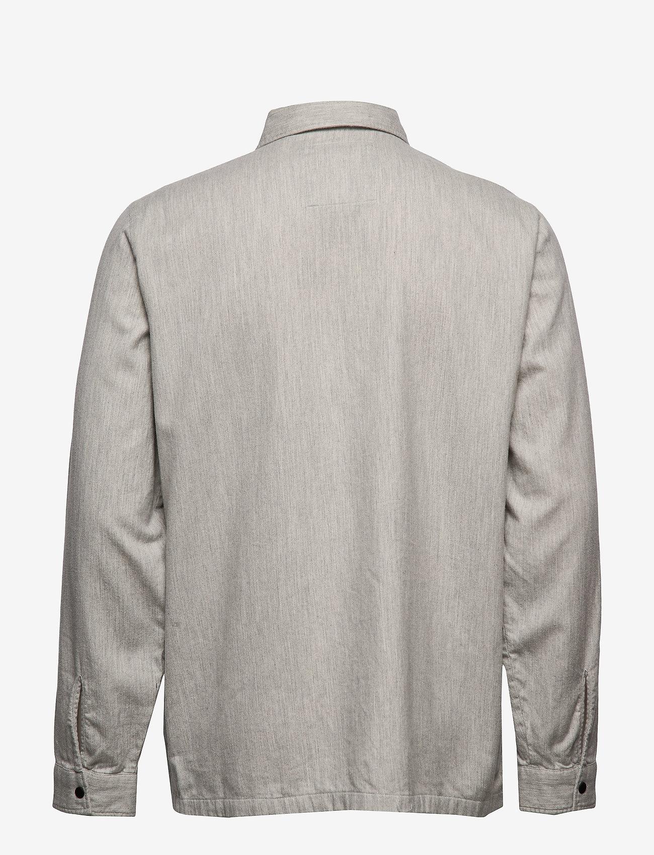 BOSS - Latch - basic skjorter - medium grey - 1