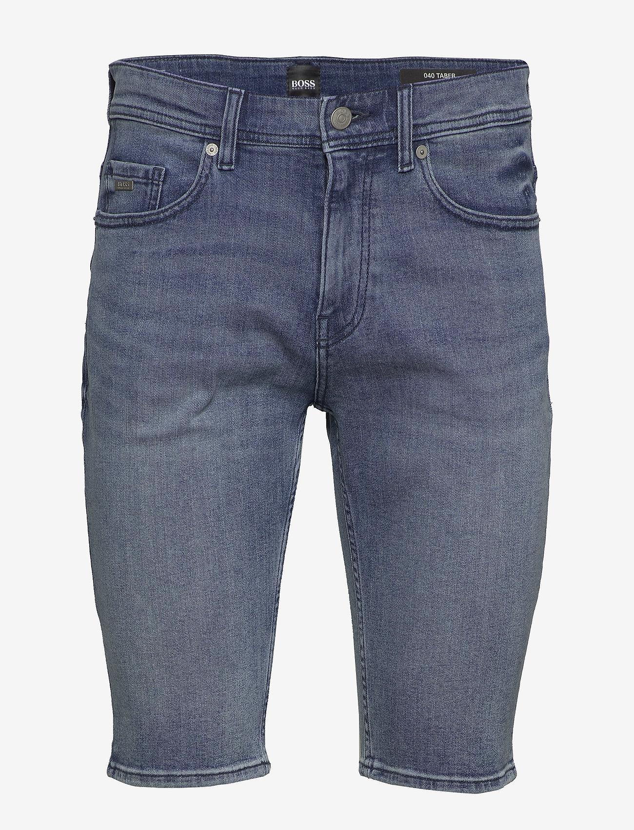 BOSS - Taber-Shorts BC-C - denim shorts - bright blue - 1