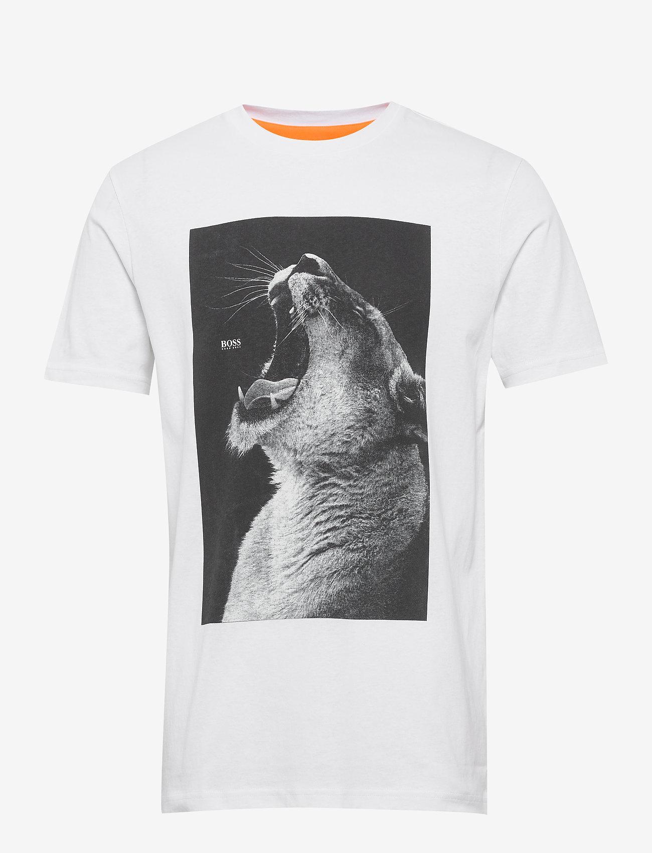 BOSS - Troaar 2 - kortærmede t-shirts - white - 1