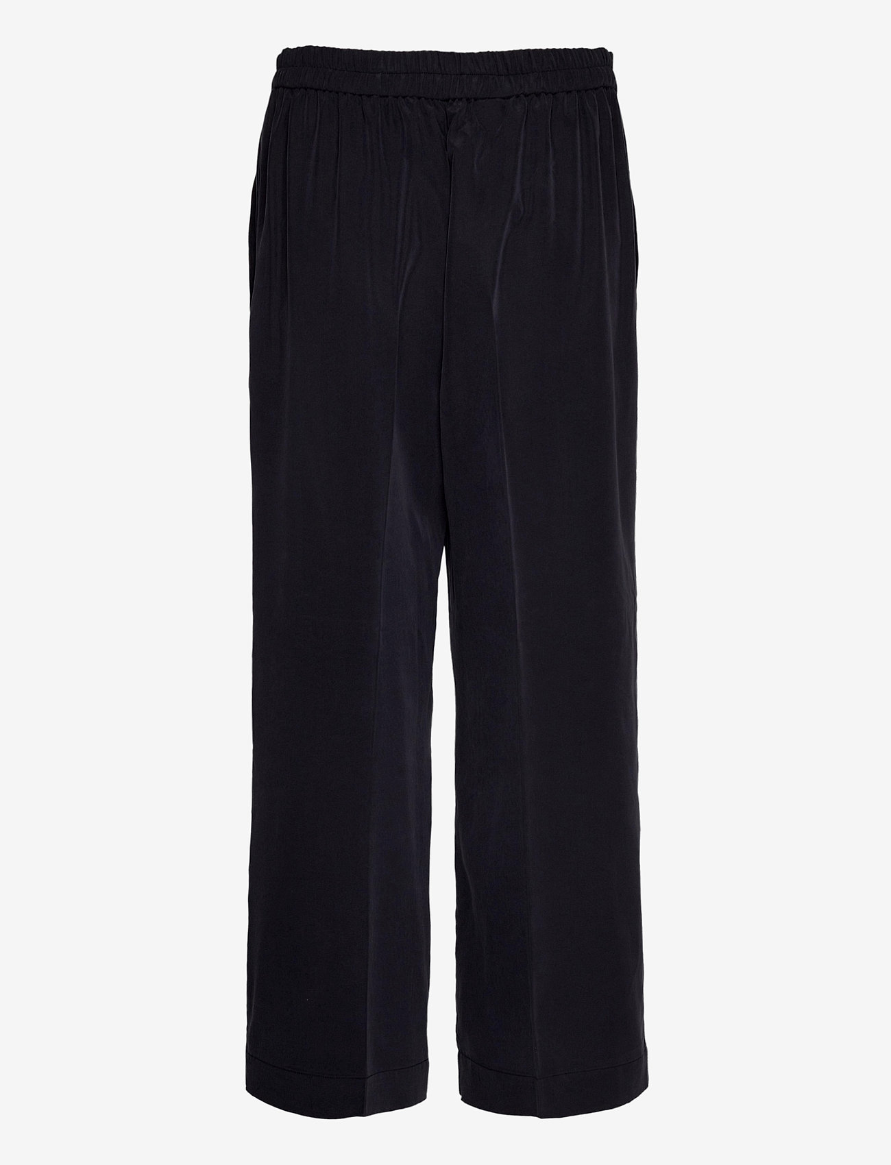 BOSS - Siamo1 - bukser med brede ben - open blue - 1