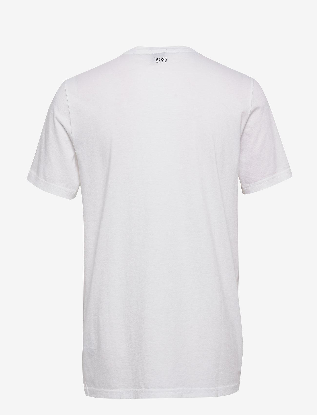 BOSS - TMix - kortærmede t-shirts - natural - 1