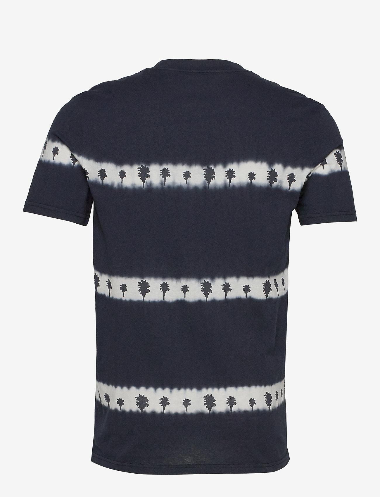 BOSS - Tedye - kortærmede t-shirts - dark blue - 1