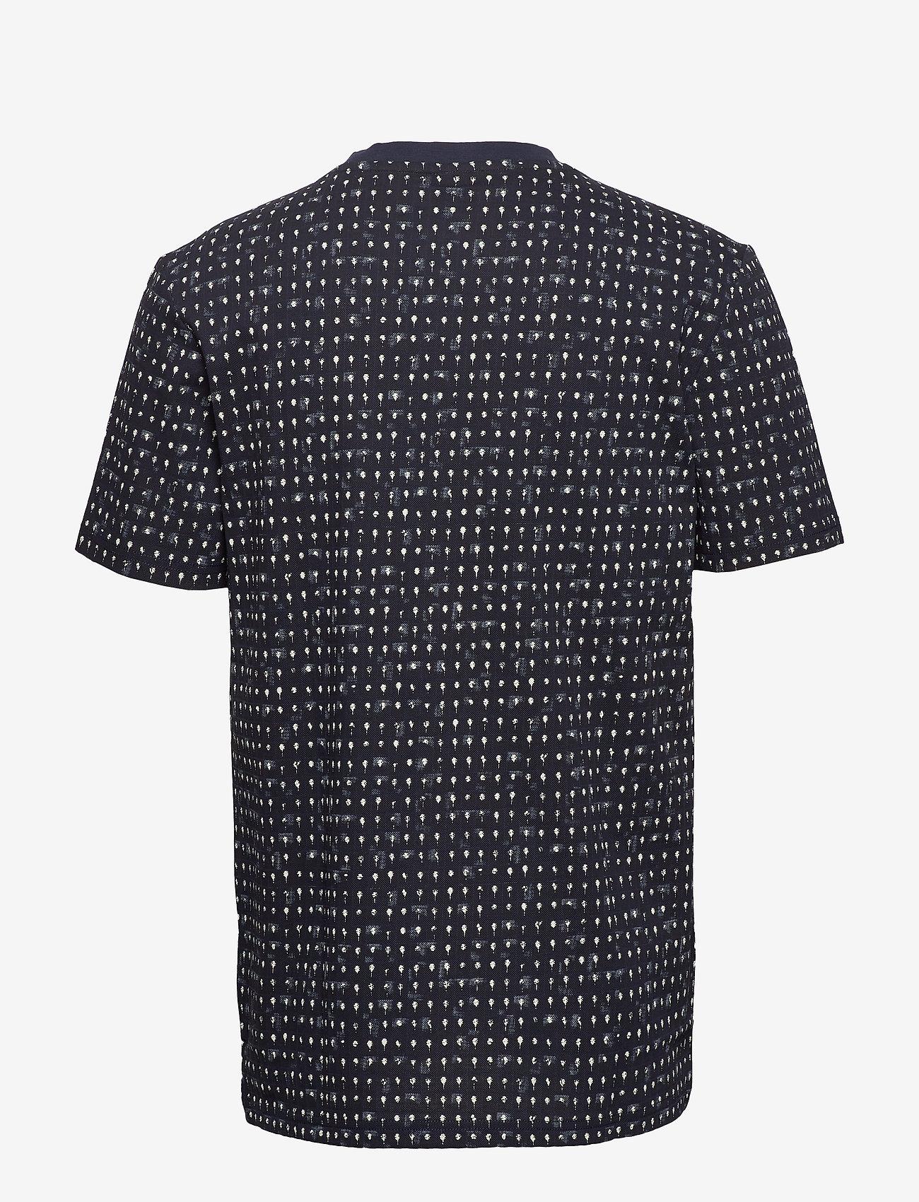 BOSS - Tepol - kortærmede t-shirts - dark blue - 1