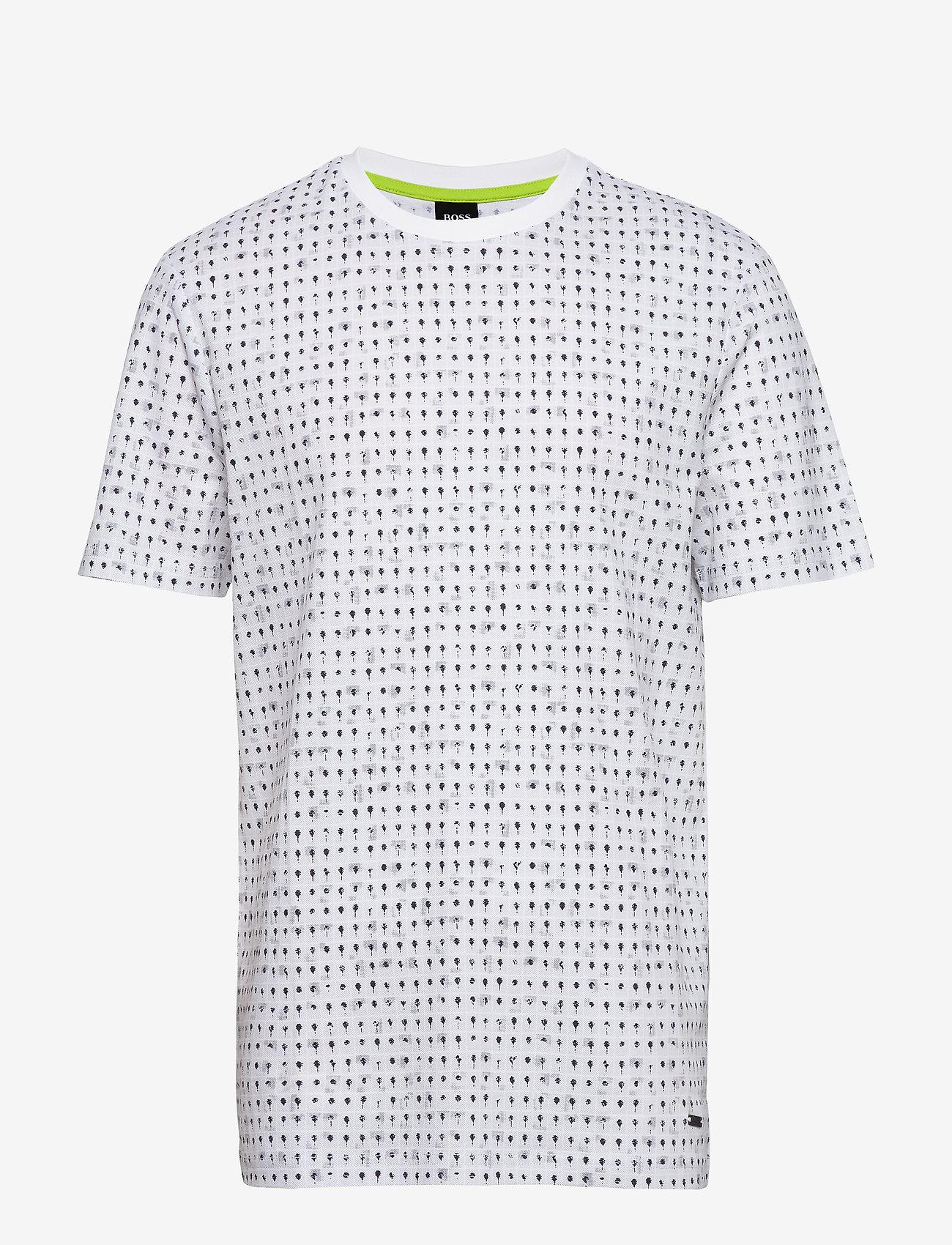 BOSS - Tepol - kortærmede t-shirts - white - 0