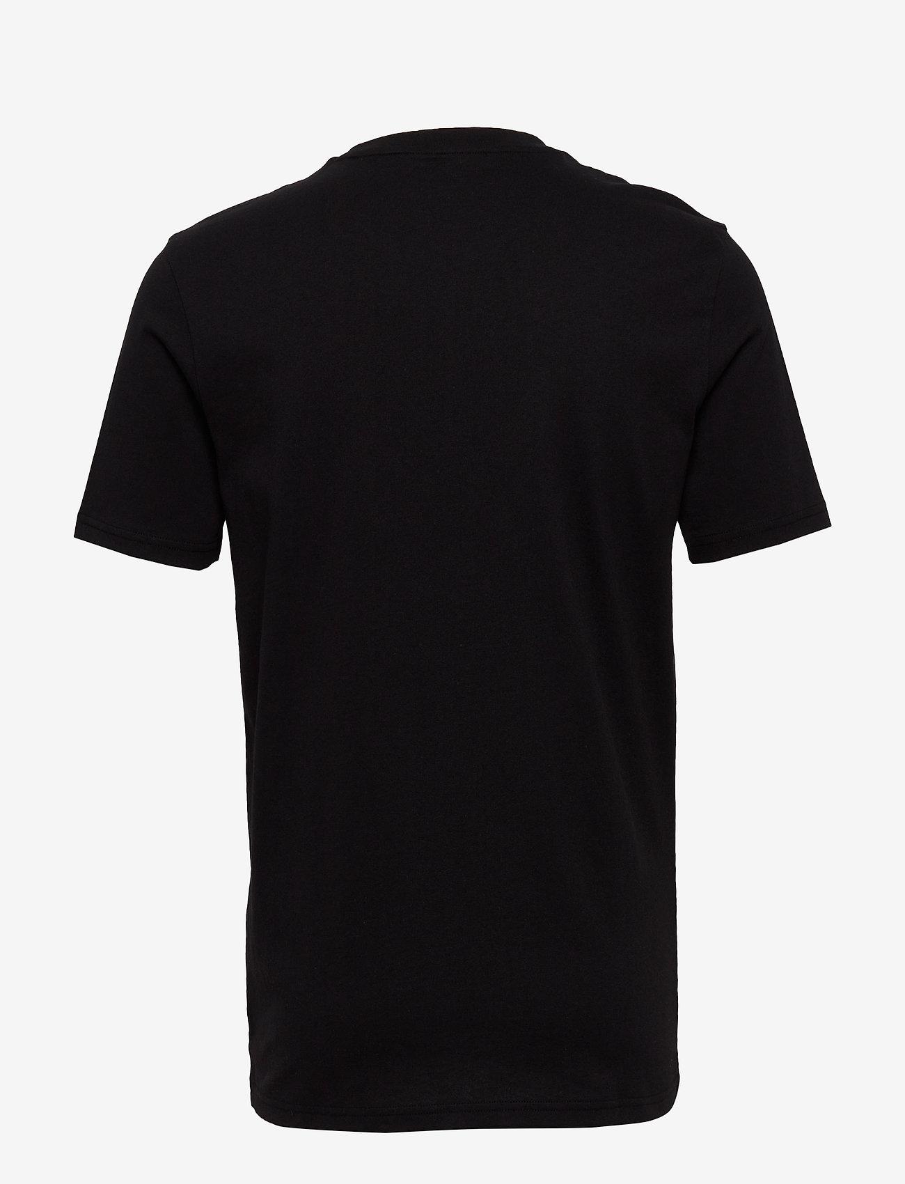 BOSS - TSummer 6 - kortærmede t-shirts - black - 1
