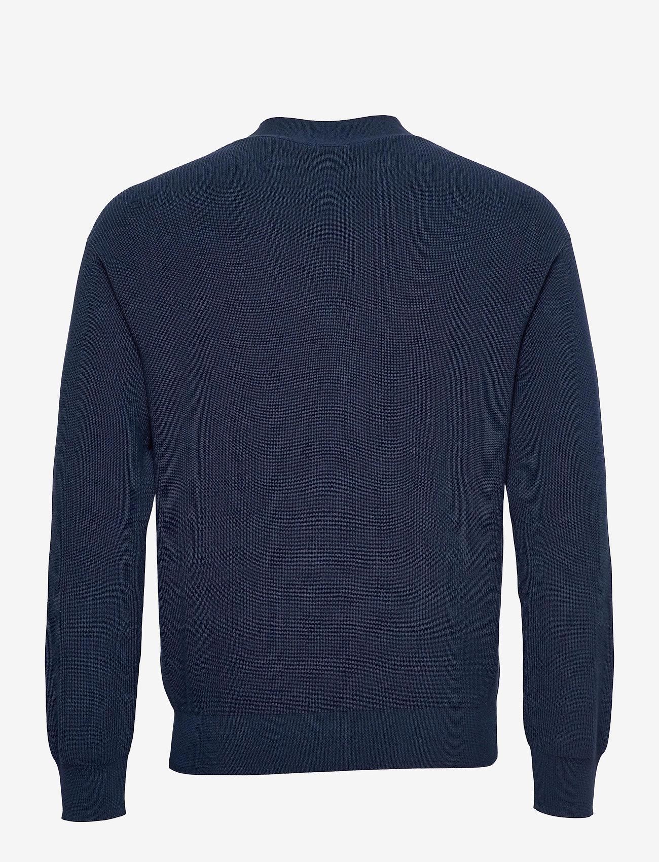 BOSS - Kardione - tricots basiques - dark blue - 1